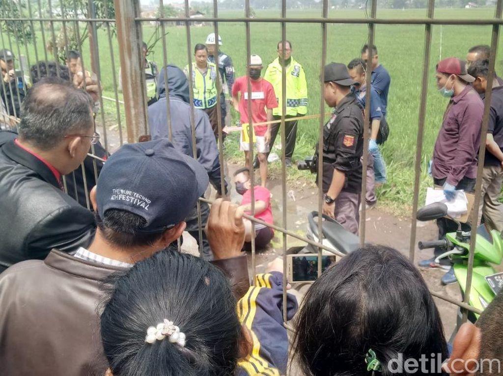 Polisi Gelar Rekonstruksi Pembunuhan Mahasiswa Telkom