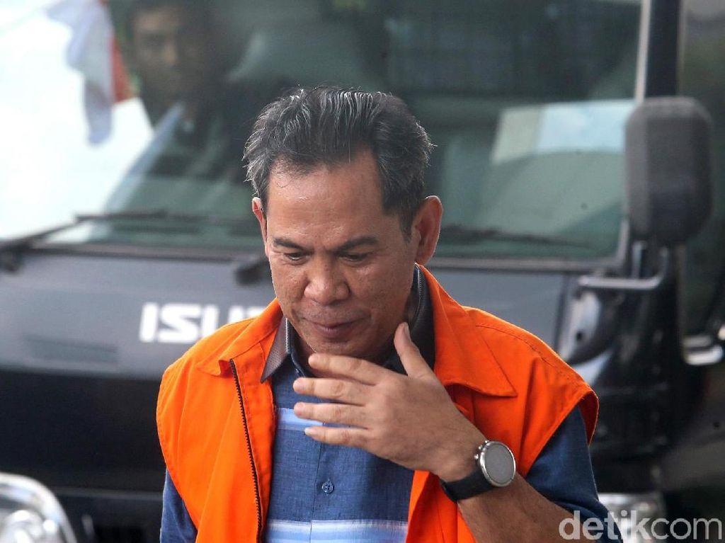 Jaksa KPK Juga Tuntut Hak Politik Bupati HST Nonaktif Dicabut