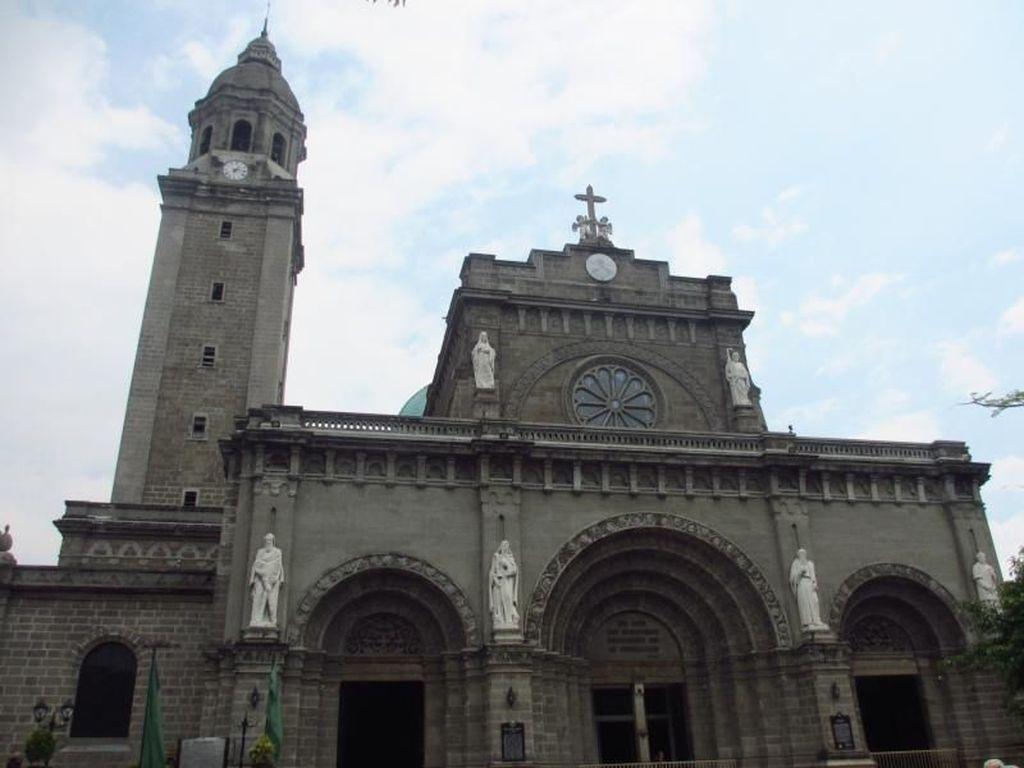 Ini Intramuros, Kota Tuanya Manila