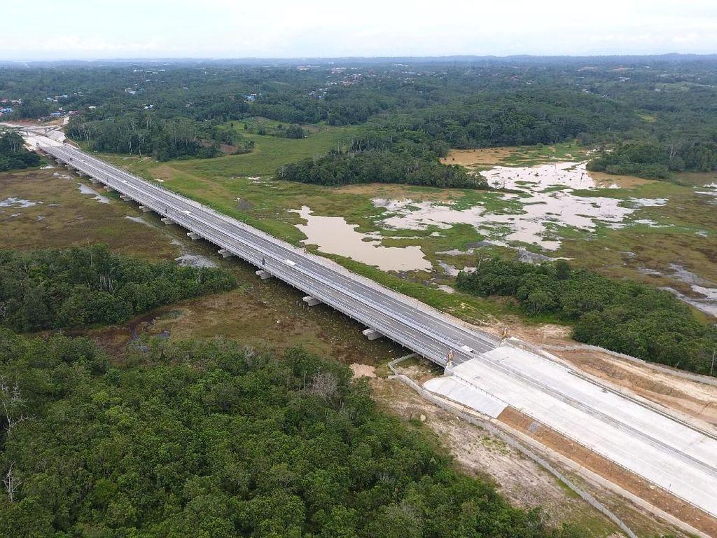 Apa Kabar Proyek Jalan Tol Pertama Kalimantan?