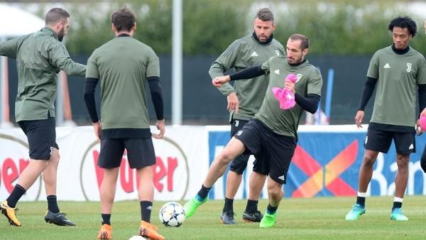 Bukan Misi Balas Dendam Juventus