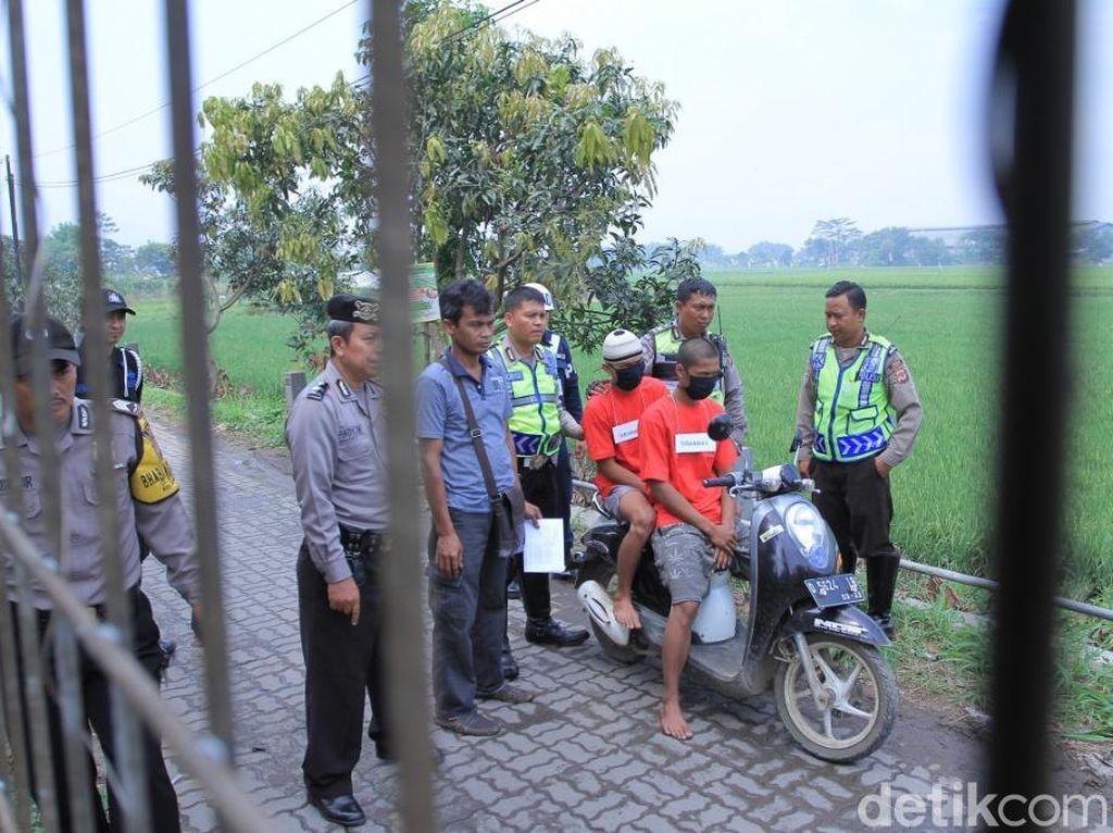 Foto: Komplotan Begal Sadis Pembunuh Mahasiswa Telkom