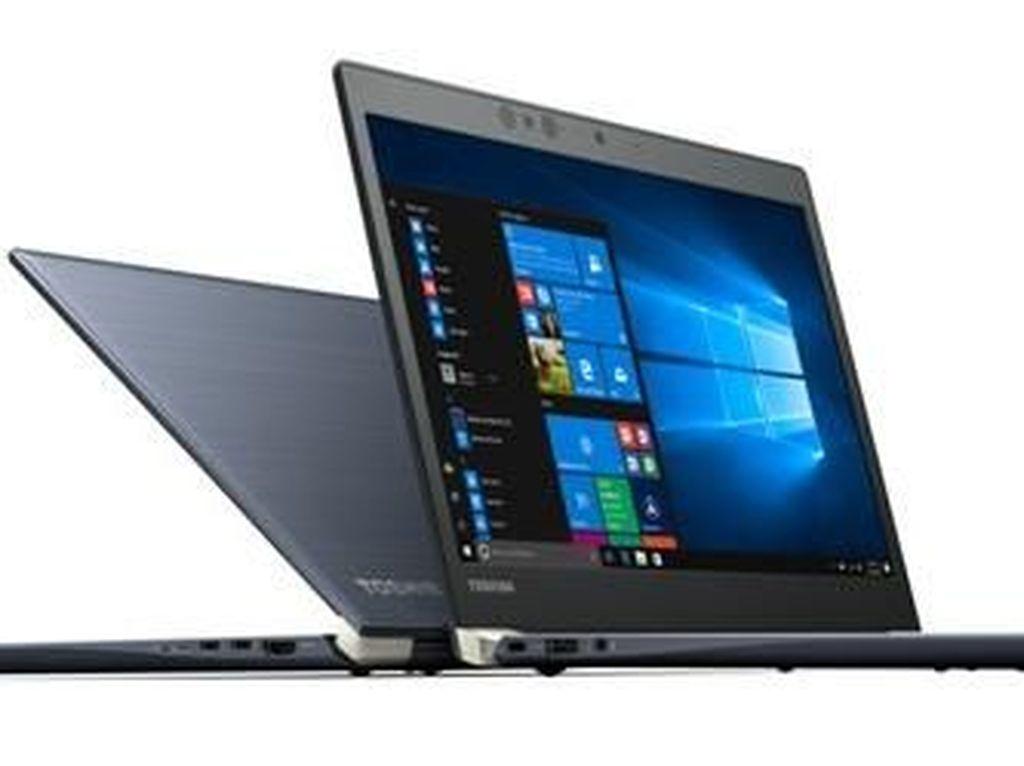 Toshiba Luncurkan Notebook Baru untuk Pebisnis