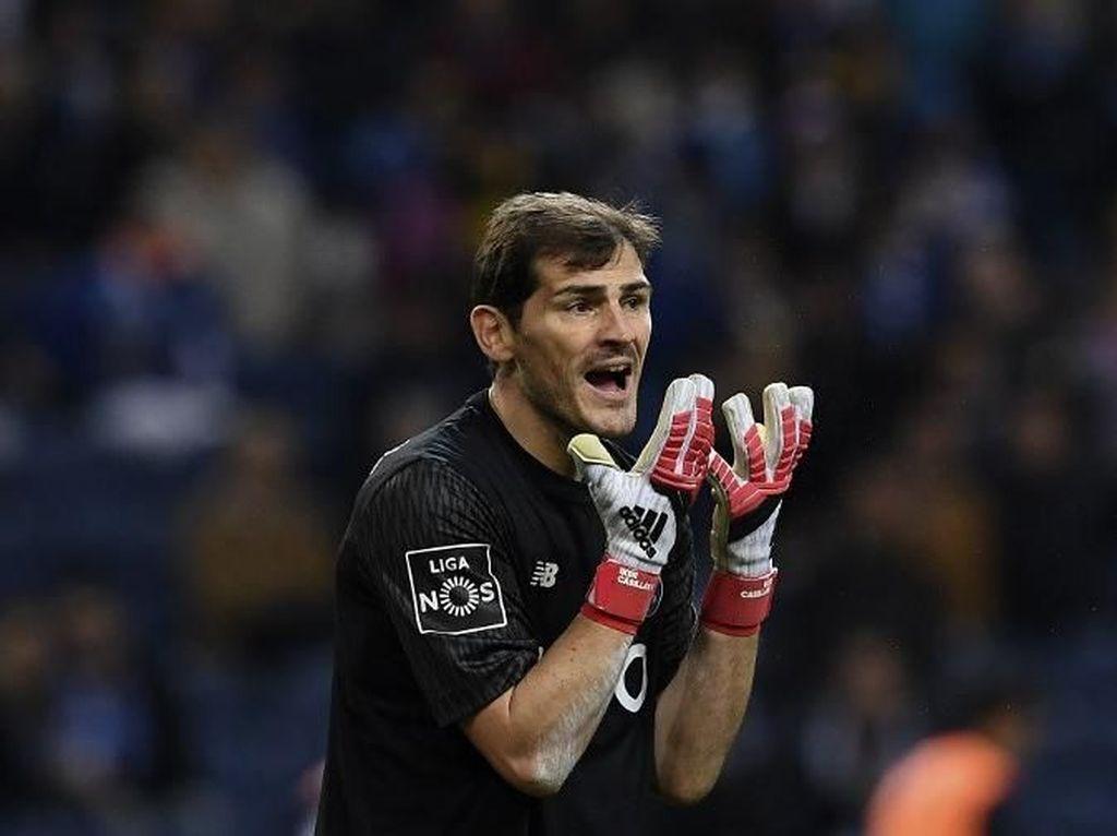Pahitnya Laga ke-1.000 Iker Casillas