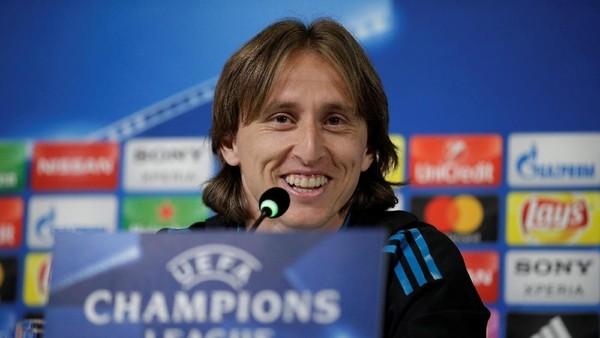 Modric: Madrid dan Juventus Saling Respek