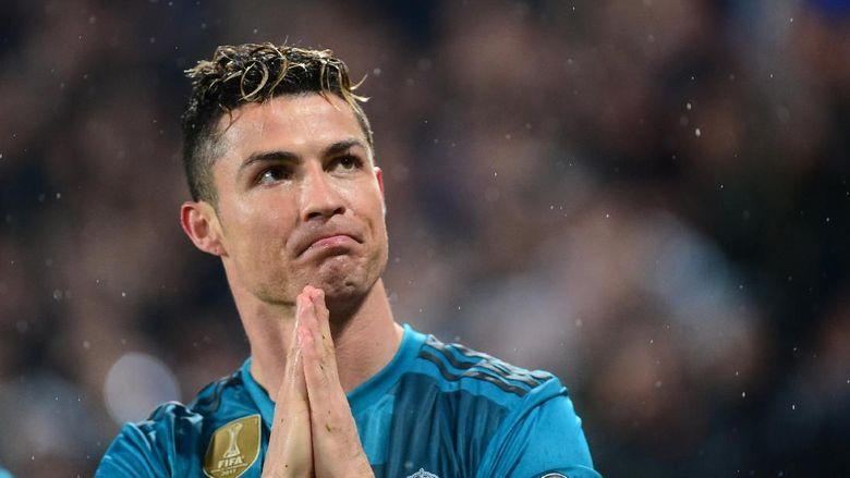 Juventus Masih Bungkam Soal Transfer Ronaldo
