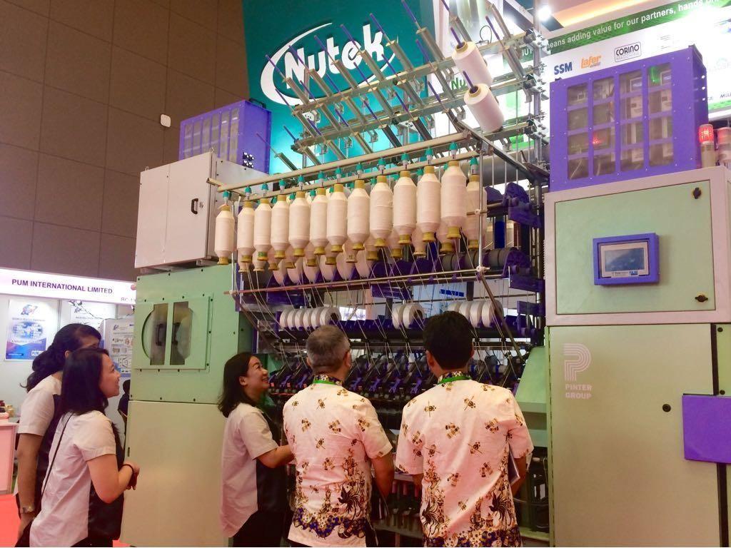 Pasar Ekspor Tergerus, Industri Tekstil RI Butuh Dukungan Pemerintah