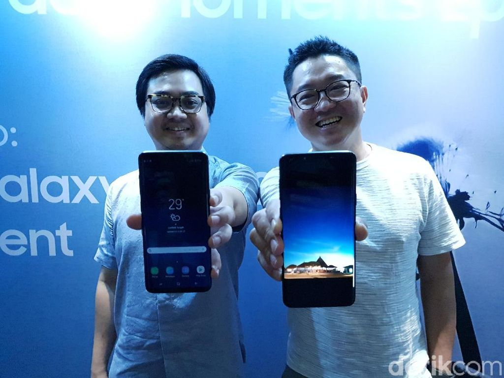 Wah, Ada Galaxy S9 Versi Mini?