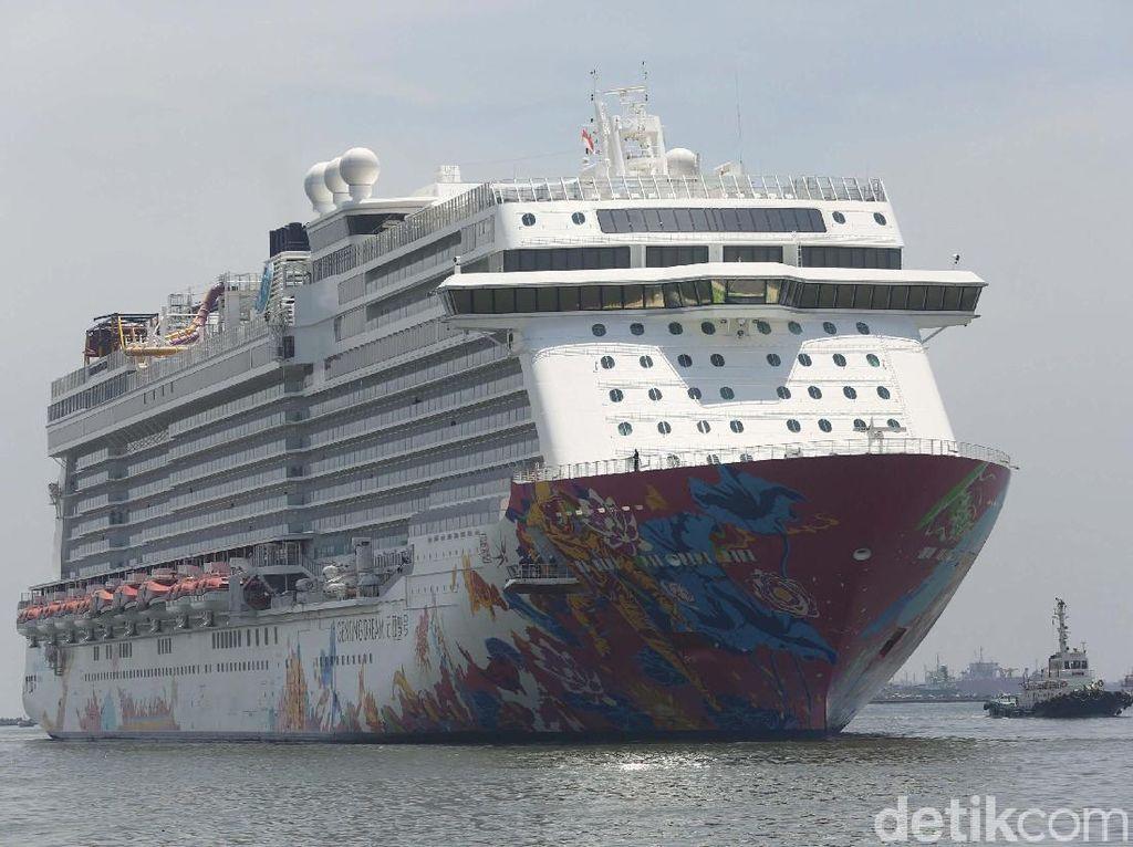 Jumlah Penumpang Kapal Laut Turun 13% jadi 1,8 Juta