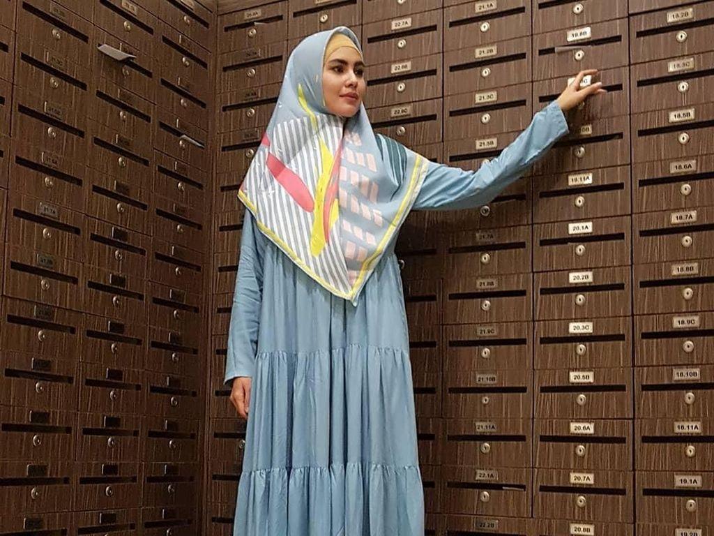 Kartika Putri Anggap Wajar Banyak Asumsi tentang Perubahannya untuk Hijrah