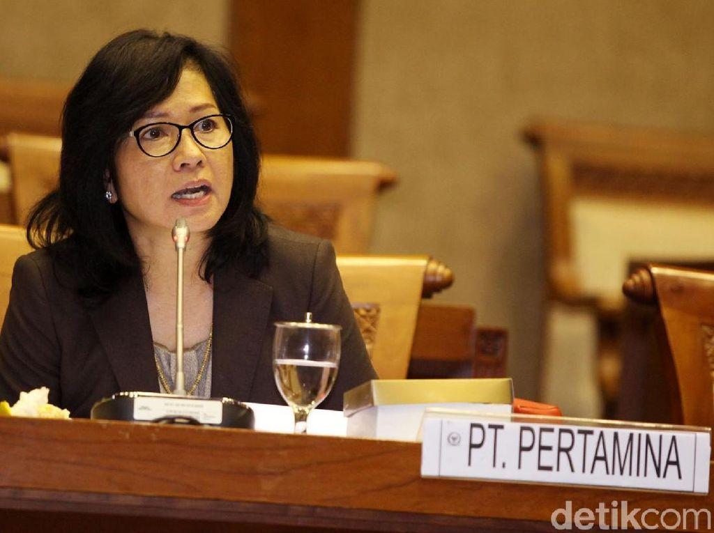 Ditahan Kejagung, Karen Agustiawan Pertimbangkan Praperadilan
