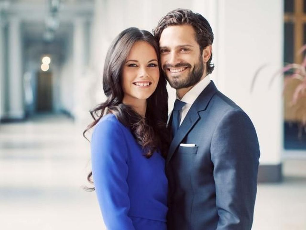 Dulu Pelayan & Model Topless, Wanita Ini Kini Dinikahi Pangeran Swedia