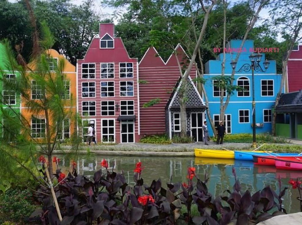 De Voyage, Liburan di Bogor Rasa Eropa