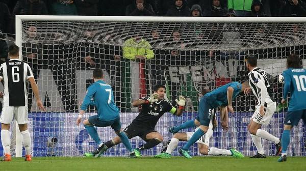 Madrid Unggul berkat Gol Cepat Ronaldo
