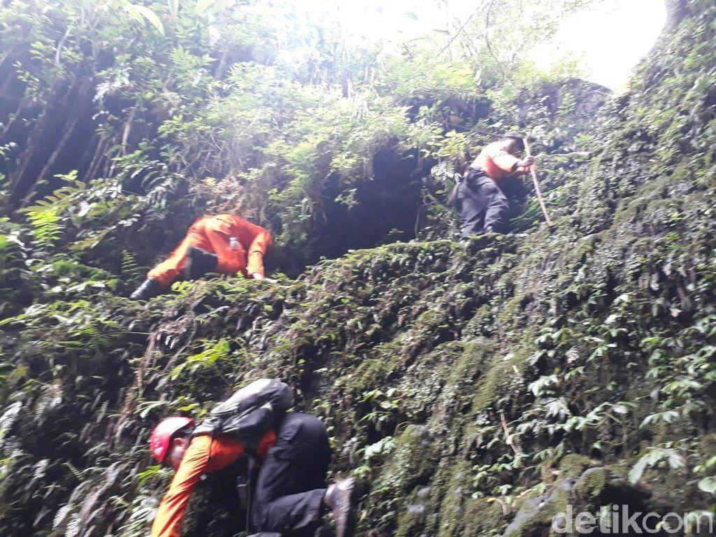 Sudah 6 Hari Nenek Saminah Hilang di Gunung Slamet