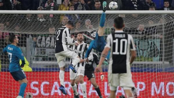 Barzagli: Gol Kedua Ronaldo Seperti di Playstation