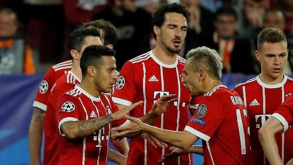 Kritik Performa Bayern, Heynckes: Bagaimana Mau Juara Liga Champions?