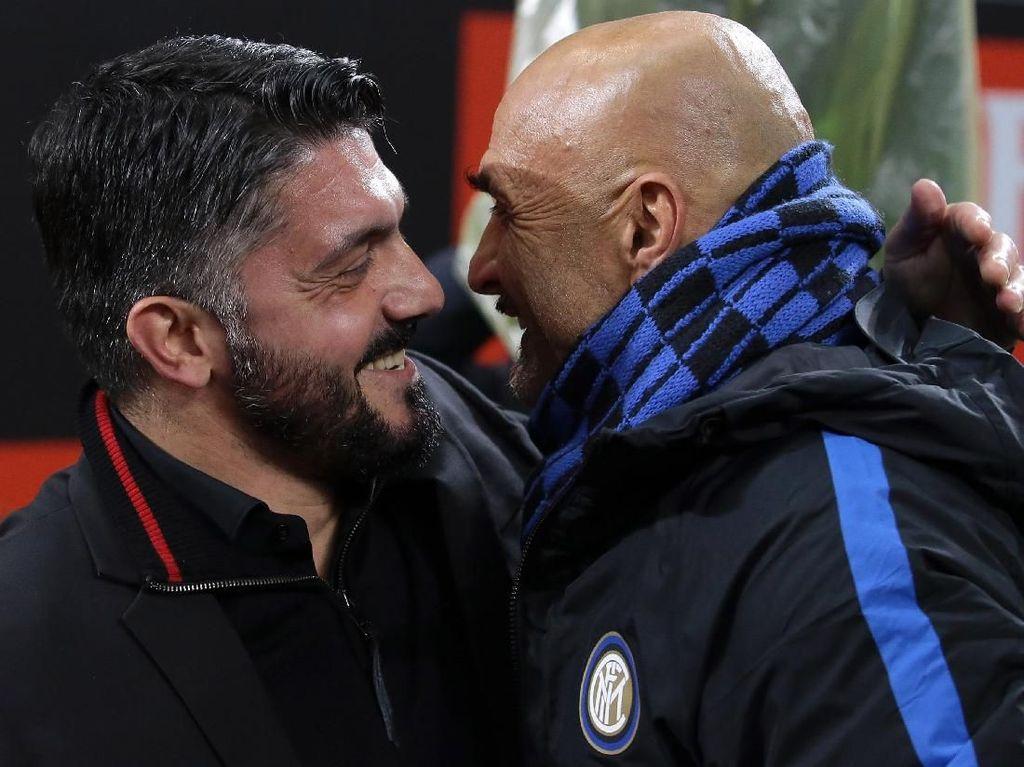 Gattuso: Sebuah Kehormatan Menghadapi Spalletti