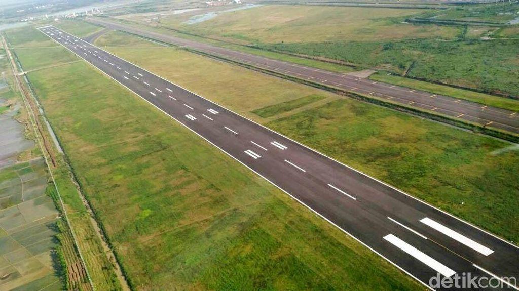 Potret Terkini Bandara Keren di Majalengka Sebelum Beroperasi