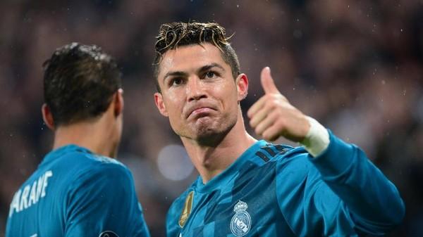Ronaldo Ganas Banget di Liga Champions