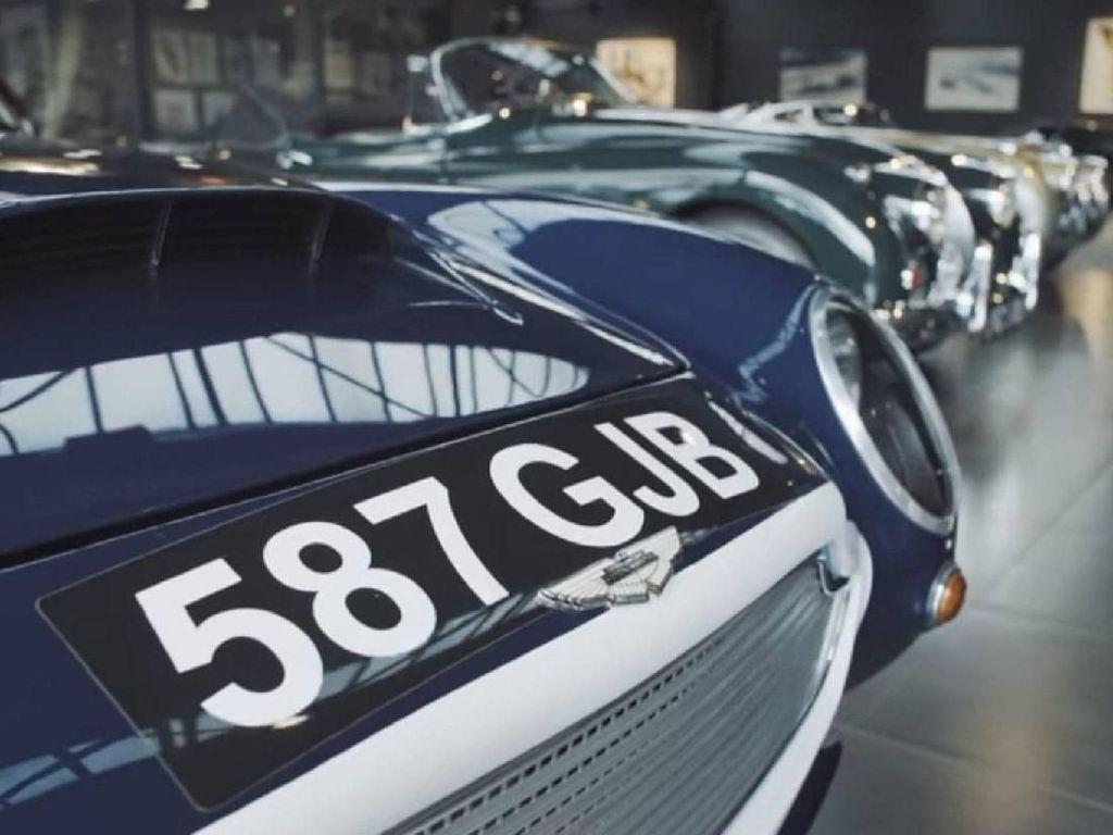 Kerennya Diler Mobil Klasik di Inggris