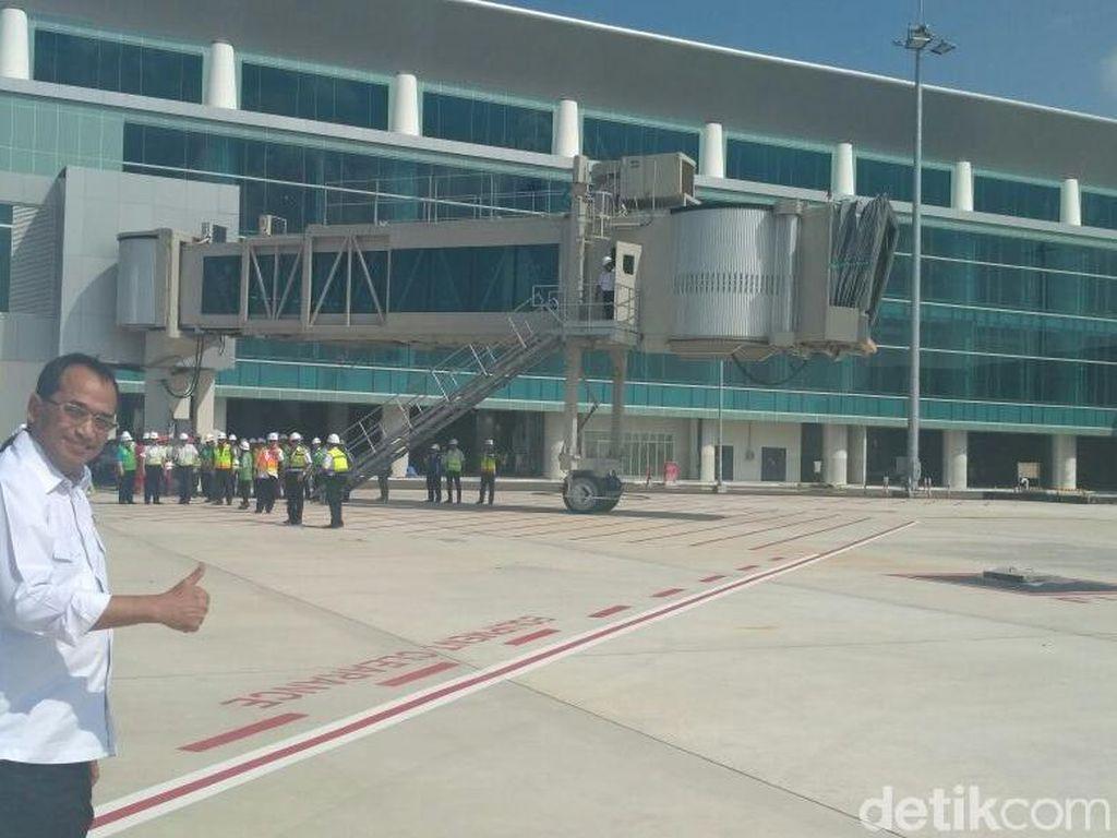 Budi Karya Ingin Jokowi Resmikan Bandara Kertajati Sebelum Lebaran