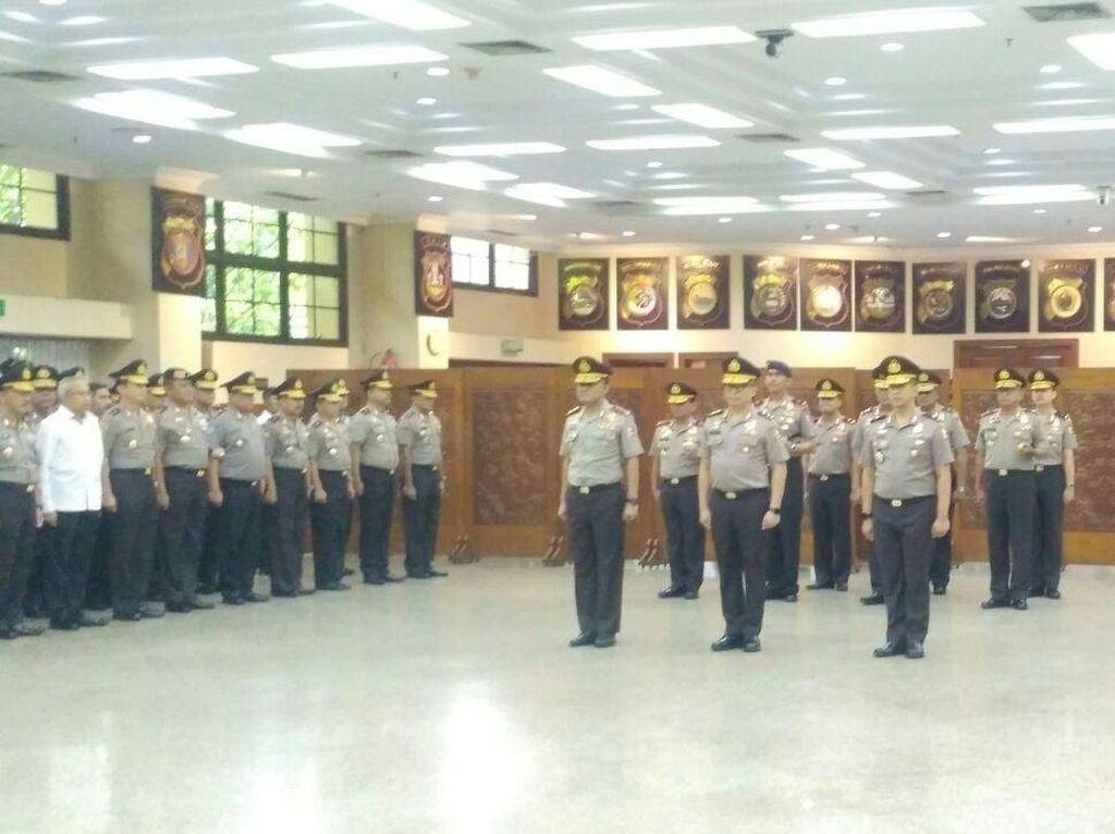 Kepala BNN Heru Winarko Resmi Sandang Pangkat Komjen Polisi