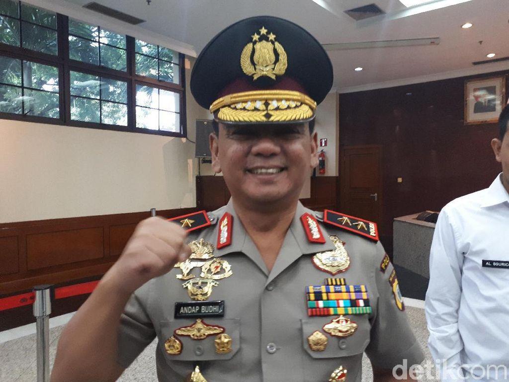 Polisi Tingkatkan Pengamanan Pilkada Maluku