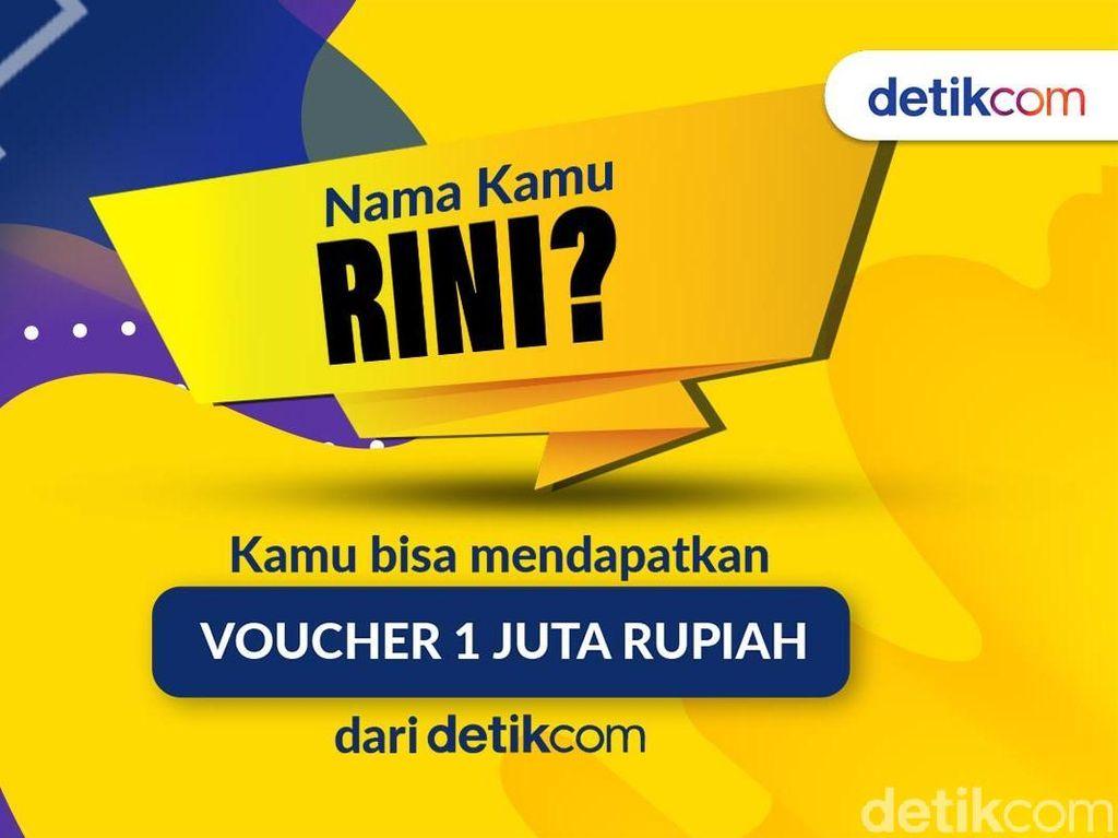 Siang Rini, Kamu Berhak Ikuti Rejeki Nama