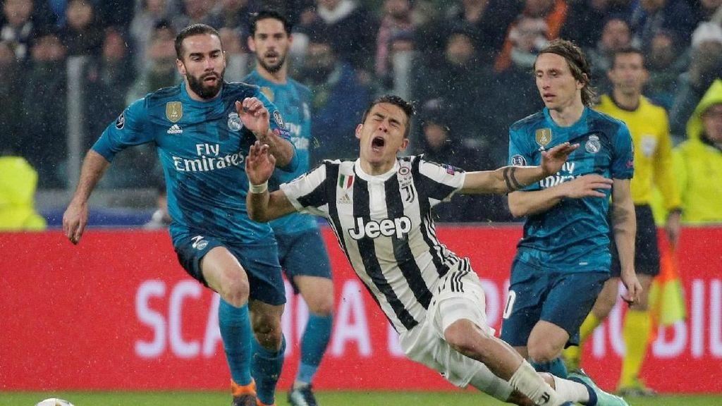 Meme Lucu Usai Madrid Hajar Juventus
