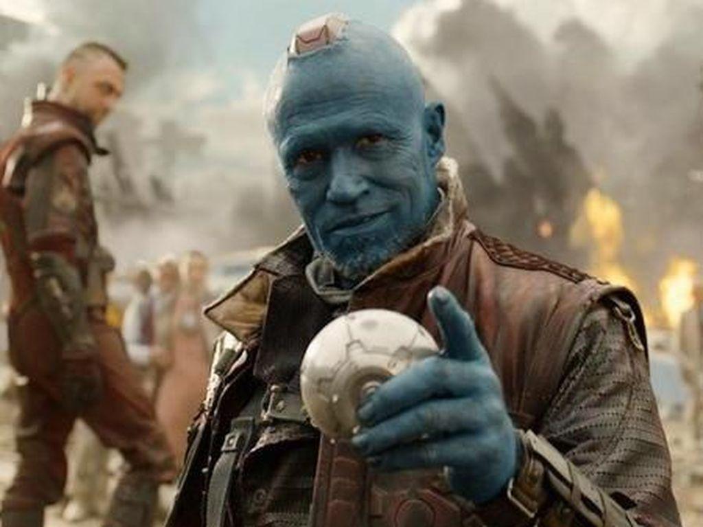 Panah Yondu Bisa Bantu Kalahkan Thanos di Infinity War