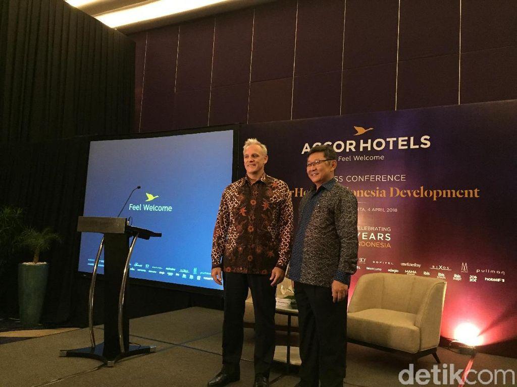 25 Tahun di Indonesia, AccorHotels Sudah Bangun 115 Hotel