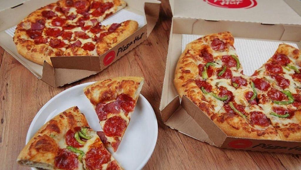 Bikin Haru! Putus Cinta, Wanita Ini Dikirimi Pizza Gratis dari Pizza Hut