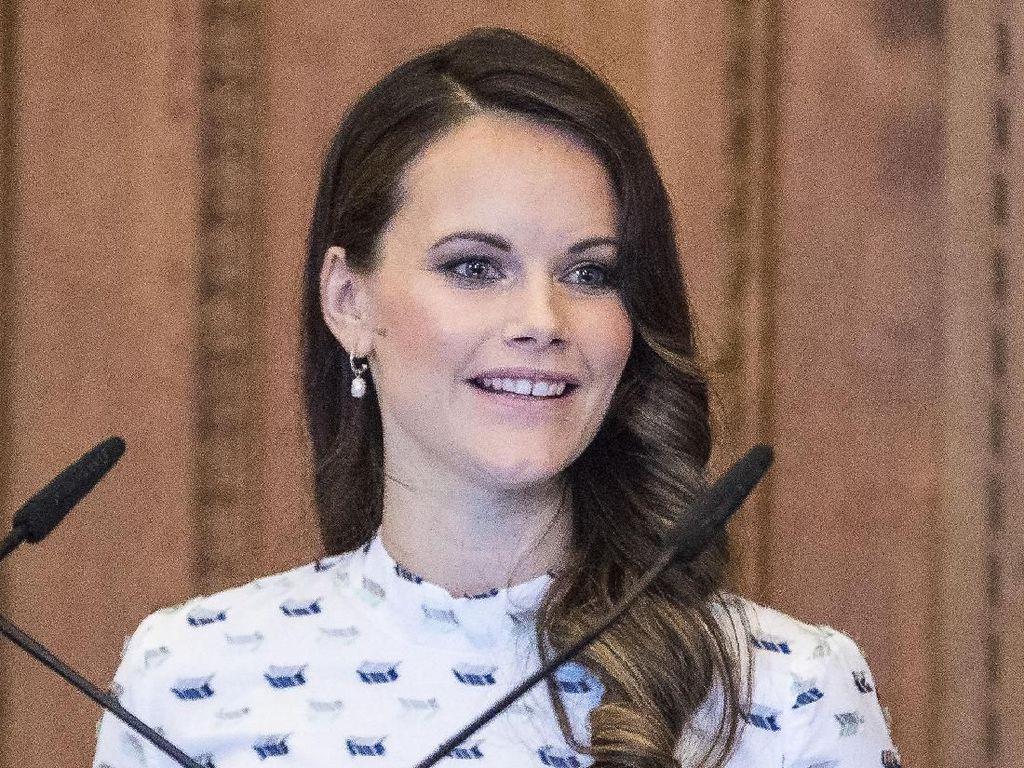 Putri Sofia dari Swedia Kerja di RS Bantu Lawan COVID-19