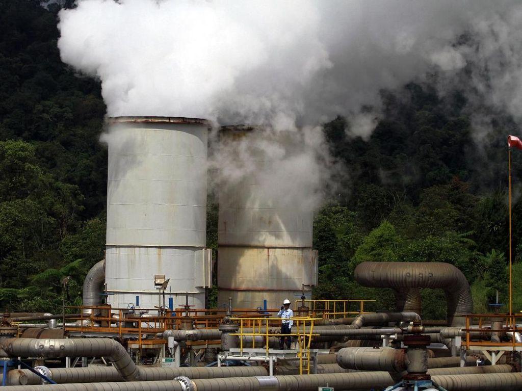 Jonan Utus 6 Perusahaan Cari Harta Karun Energi RI