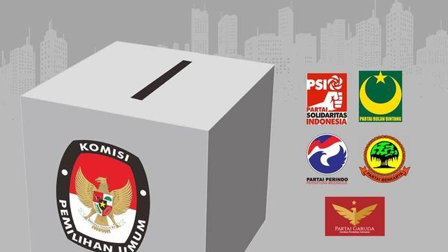 parpol baru tak masuk surat suara hanura lebih adil