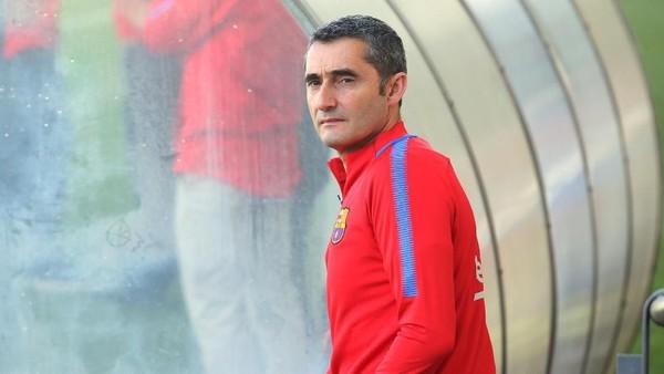 Valverde: Bukan Duel yang Bisa Dimenangi di Leg Pertama