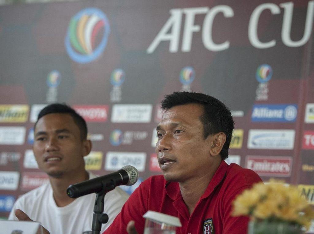 Dirumorkan Tangani Persib, Widodo Pilih Fokus Lisensi Pro AFC
