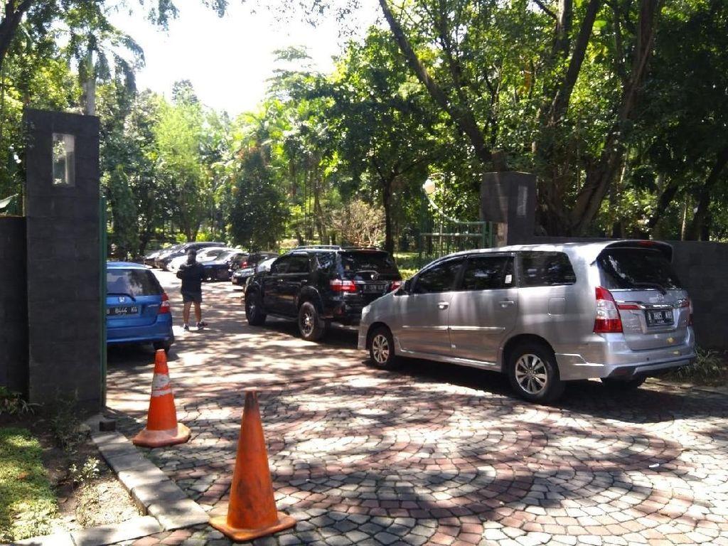Ini Lokasi Mobil Ratna Sarumpaet Diderek Petugas Dishub