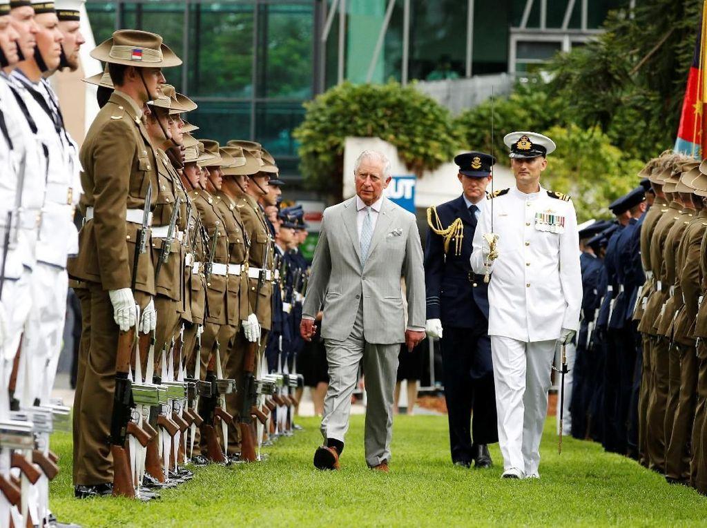 Foto: Pangeran Charles Kunjungi Australia