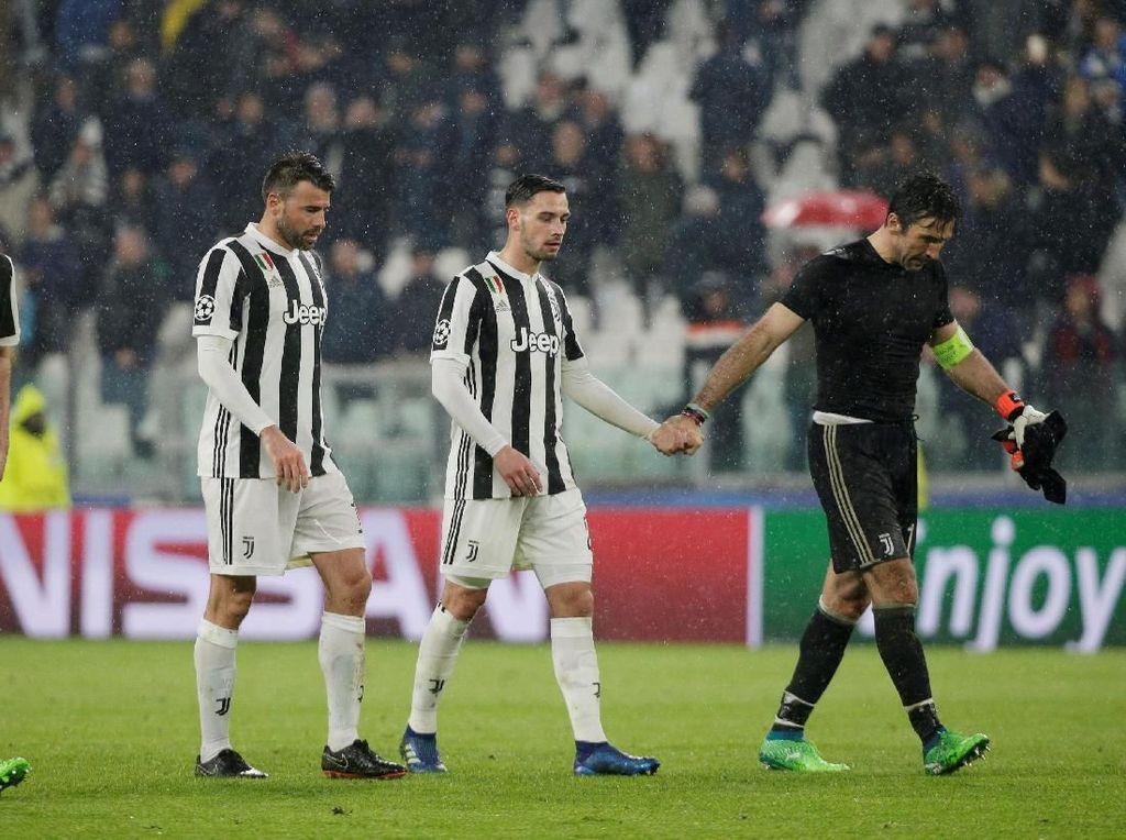 Del Piero: Juventus dan Roma Masih Mungkin Lolos