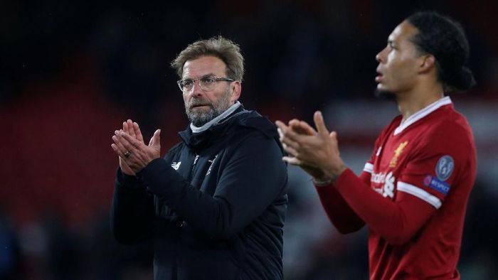 Juergen Klopp mewanti-wanti Liverpool agar tak meremehkan AS Roma (Foto: Andrew Yates/Reuters)
