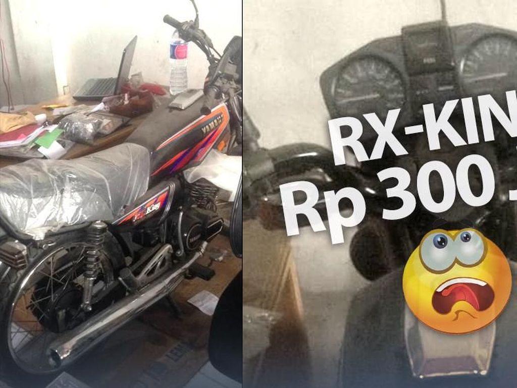 Punya Rp 300 Juta, Mending Beli Mobil, Moge, atau RX-King Ini?