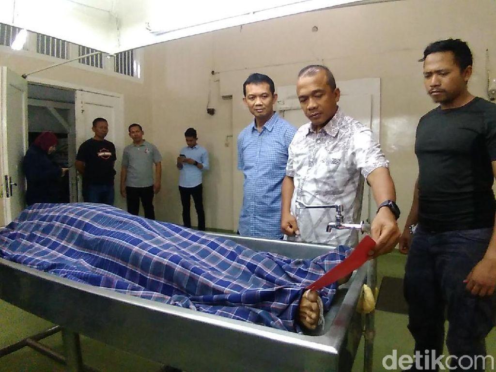 Polisi Tembak Mati Garong Rumah Kosong