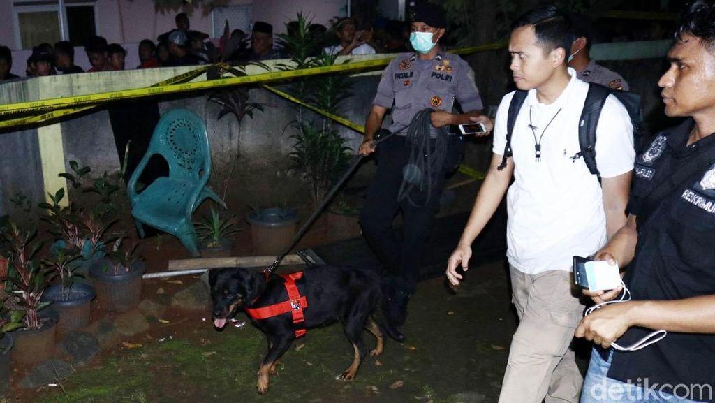 Anjing Pelacak Dikerahkan untuk Endus Jejak Pelaku Penyanderaan