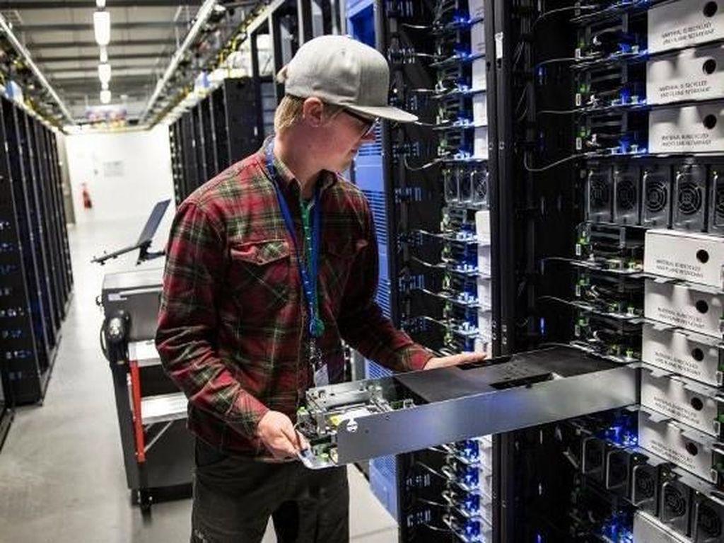 Pentingnya Penggunaan Data Center yang Ramah Lingkungan