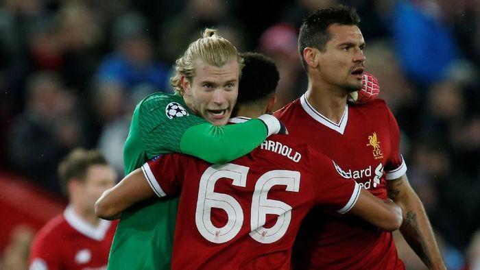 Liverpool harus clean sheet saat menjamu AS Roma supaya peluang lolos ke final terbuka lebar (Andrew Yates/Reuters)