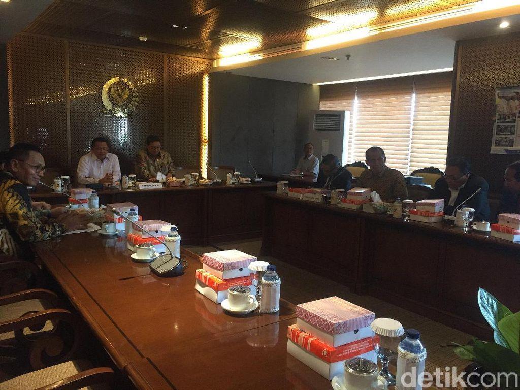 DPR akan Bahas RUU Penyiaran dengan Kominfo Pekan Depan