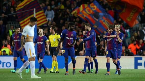 Barcelona Jaga Laju Tak Terkalahkan di Kandang, Juventus Terhenti