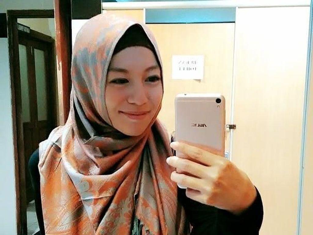 Kisah Haru Putri Chef Harada yang Berhijab Setelah Kepergian Papanya